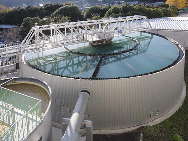 産業向け水処理システム
