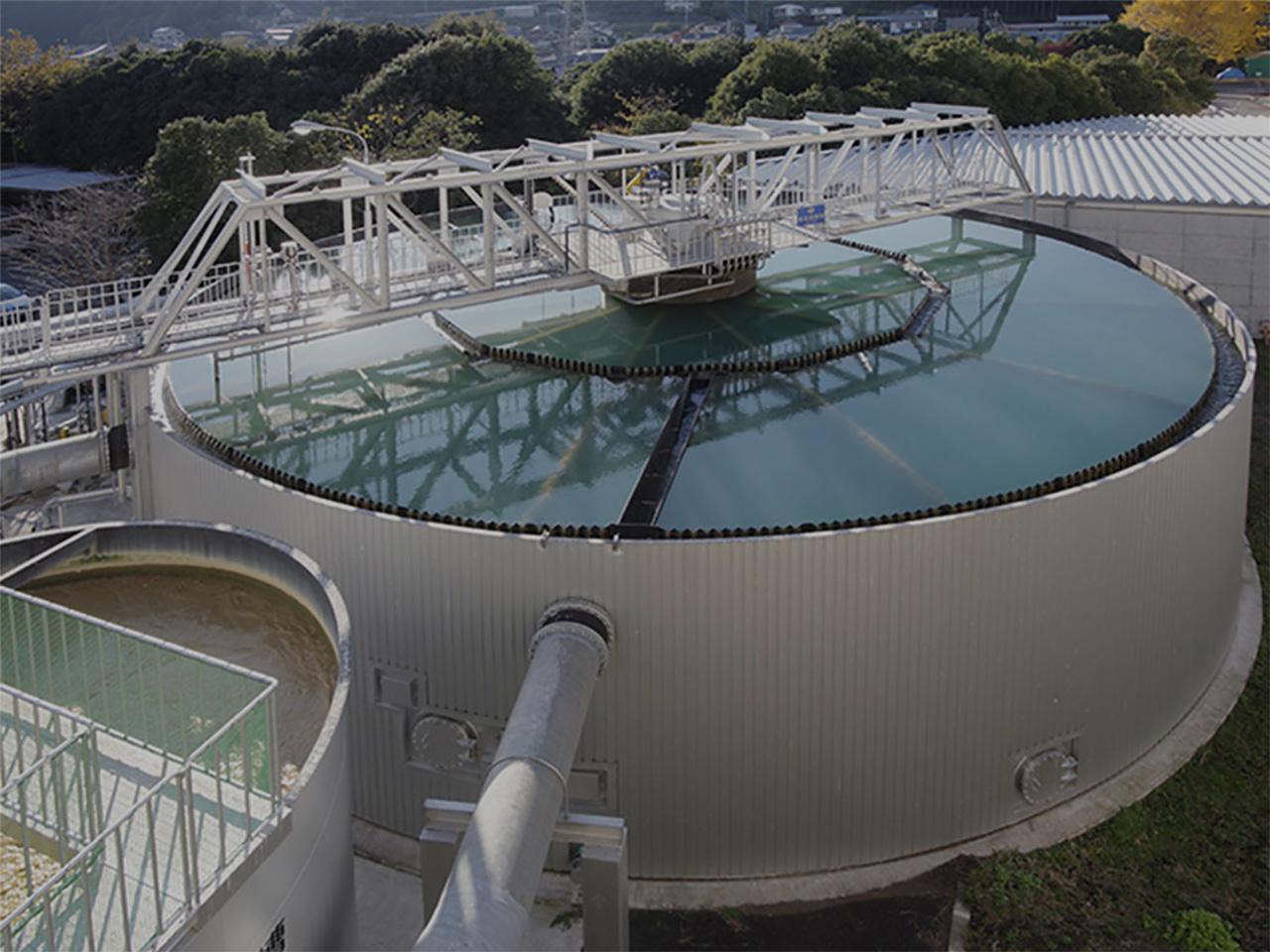 産業水処理向けシステム